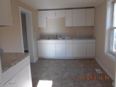 Ludington Single Family Home For Sale: 5968 W Third Street