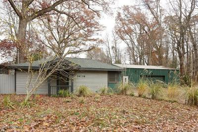 Union Pier Single Family Home For Sale: 16153 Krob Road