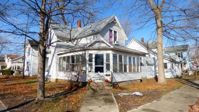 Cass County Single Family Home For Sale: 101 James Street
