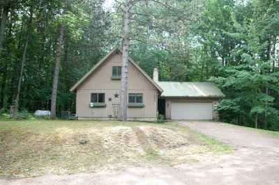 Mecosta County Single Family Home For Sale: 8254 Fox Squirell Lane