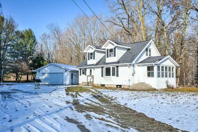 Isabella County Single Family Home For Sale: 1394 S Chippewa Road