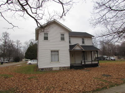 Berrien County, Branch County, Calhoun County, Cass County, Hillsdale County, Jackson County, Kalamazoo County, St. Joseph County, Van Buren County Multi Family Home For Sale: 66 W Beckwith Drive