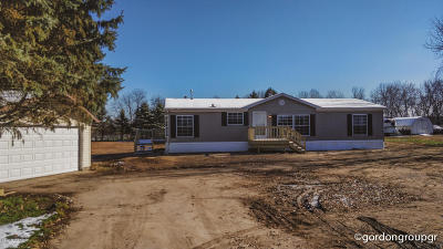 Barry County Single Family Home For Sale: 2398 McCann Road