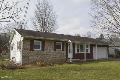 Paw Paw Single Family Home For Sale: 401 Charles Street