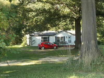 Paw Paw Single Family Home For Sale: 31600 48th Avenue