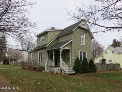 Branch County Single Family Home For Sale: 176 Waterman Avenue