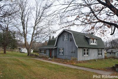 Wyoming Single Family Home For Sale: 4760 Byron Center Avenue SW
