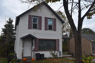 Manistee Single Family Home For Sale: 276 11th Street