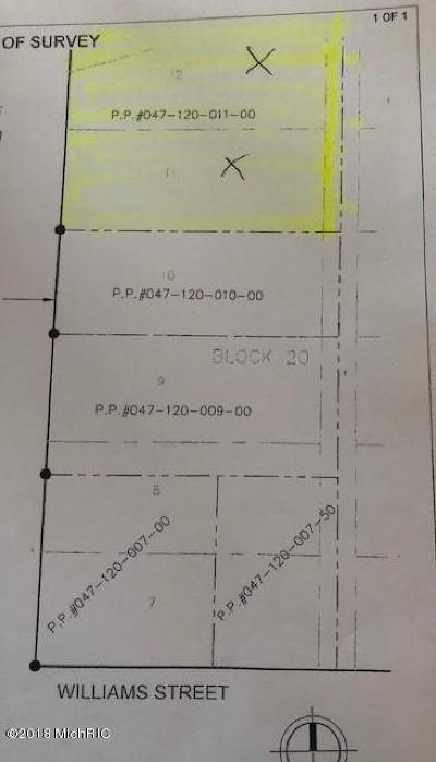 Howard City Residential Lots & Land For Sale: Godfrey Street