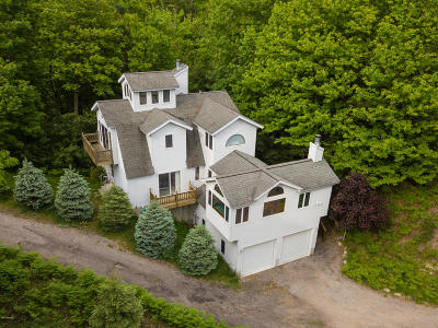 Benzie County, Charlevoix County, Clare County, Emmet County, Grand Traverse County, Kalkaska County, Lake County, Leelanau County, Manistee County, Mason County, Missaukee County, Osceola County, Roscommon County, Wexford County Single Family Home For Sale: 6973 S Lakeshore Drive