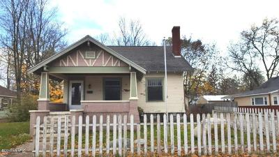 Mecosta County Single Family Home For Sale: 121 Rust Avenue