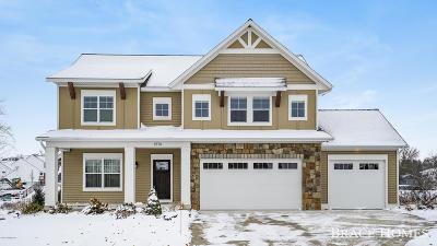 Single Family Home For Sale: 1576 Cape Rachelle Drive SW