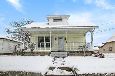 Grandville Single Family Home For Sale: 2980 Locke Avenue SW