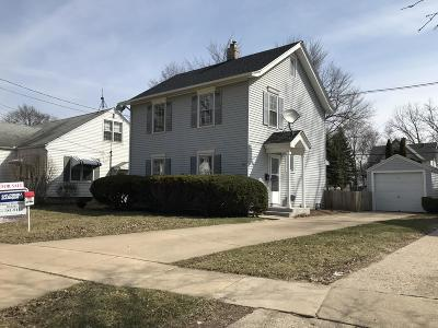 Marshall Single Family Home For Sale: 215 Exchange Street