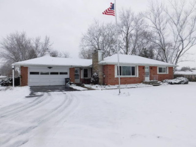 Coldwater Single Family Home For Sale: 133 E Chicago Road