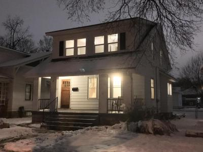 Grand Rapids Single Family Home For Sale: 28 Richards Avenue NW