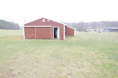 Berrien County, Branch County, Calhoun County, Cass County, Hillsdale County, Jackson County, Kalamazoo County, St. Joseph County, Van Buren County Residential Lots & Land For Sale: 24663 Co Rd 388