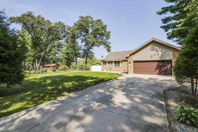 Fennville Single Family Home For Sale: 3115 Riverbend Trail