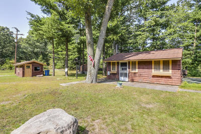 Fennville Single Family Home For Sale: 3119 Riverbend Trail