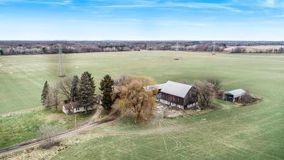 Single Family Home For Sale: 8900 Cleveland Road