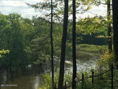 Allegan County Residential Lots & Land For Sale: 3121 Riverbend Trail