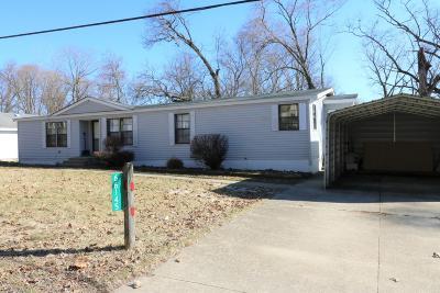 Dowagiac Single Family Home For Sale: 66145 Lakeshore Drive