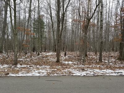 Canadian Lakes Residential Lots & Land For Sale: 9160 Clubhouse Drive E #452