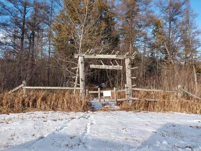 Benzie County, Charlevoix County, Clare County, Emmet County, Grand Traverse County, Kalkaska County, Lake County, Leelanau County, Manistee County, Mason County, Missaukee County, Osceola County, Roscommon County, Wexford County Residential Lots & Land For Sale: 6100 E Houghton Lake Road
