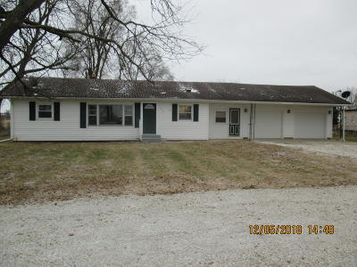 Branch County Single Family Home Active Contingent: 573 Dunks Road