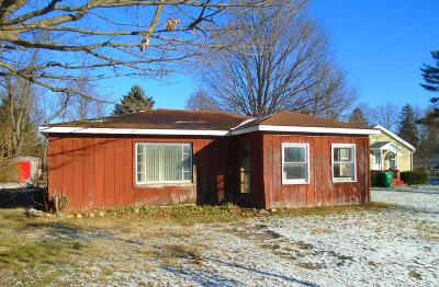 St. Joseph County Single Family Home For Sale: 267 E Read Street