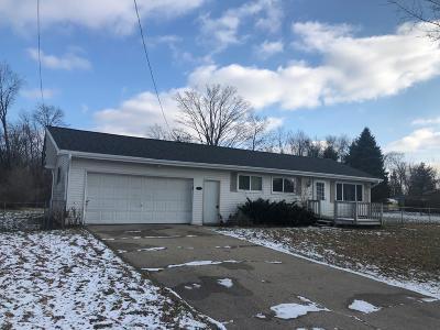 Battle Creek Single Family Home For Sale: 144 Fifer Lane