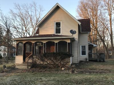 Marshall Single Family Home For Sale: 211 Forest Street