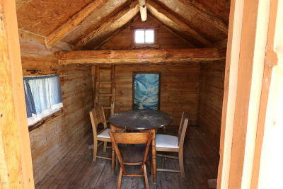 Clinton County, Gratiot County, Isabella County, Kent County, Mecosta County, Montcalm County, Muskegon County, Newaygo County, Oceana County, Ottawa County, Ionia County, Ingham County, Eaton County, Barry County, Allegan County Single Family Home For Sale: 643 S Old Camp Trail