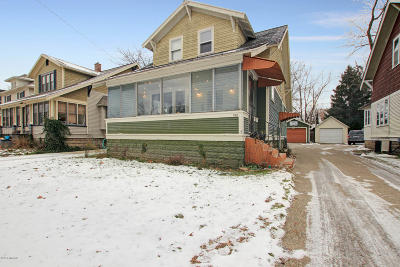 Holland, West Olive Single Family Home For Sale: 198 W 15th Street
