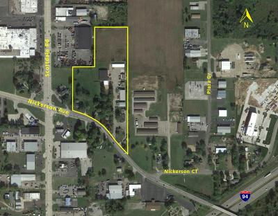 Berrien County Commercial For Sale: 1007 Nickerson Avenue