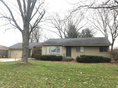 Zeeland Single Family Home For Sale: 263 S 100th Street