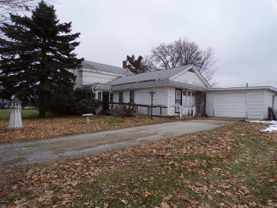 Van Buren County Single Family Home For Sale: 41820 W Red Arrow Highway