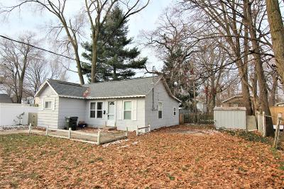 Muskegon County Condo/Townhouse For Sale: 2141 Blodgett Street