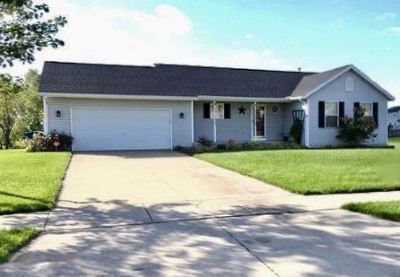 Allendale Single Family Home For Sale: 5462 Eric Street