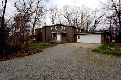 St. Joseph County Single Family Home For Sale: 15677 M-216