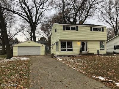 Muskegon County Single Family Home For Sale: 737 Garber Road