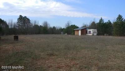 Kalkaska County Residential Lots & Land For Sale: 12306 Bourne Rd SW