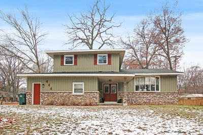 Muskegon County Single Family Home For Sale: 444 Wellesley Drive
