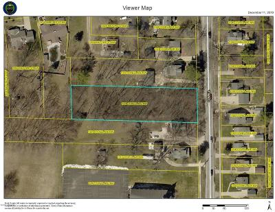 Grand Rapids Residential Lots & Land For Sale: 1331 Covell Avenue NW