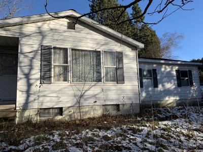 Benzie County, Charlevoix County, Clare County, Emmet County, Grand Traverse County, Kalkaska County, Lake County, Leelanau County, Manistee County, Mason County, Missaukee County, Osceola County, Roscommon County, Wexford County Single Family Home For Sale: 2311 Hill Road