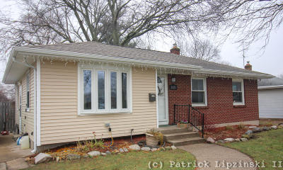 Kent County, Ottawa County, Allegan County Single Family Home For Sale: 1031 Truxton Drive NE