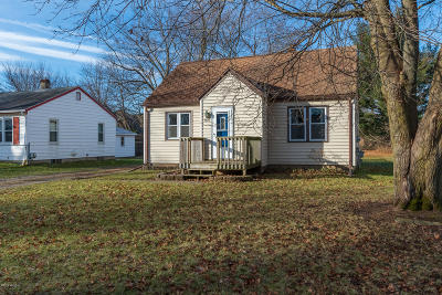 Kalamazoo County Single Family Home For Sale: 5920 Mt Vernon Avenue