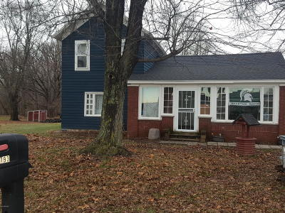 Branch County Single Family Home For Sale: 793 S Angola Road
