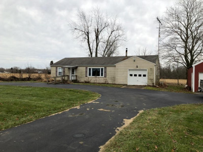 Branch County Single Family Home For Sale: 603 Dubendorf Road