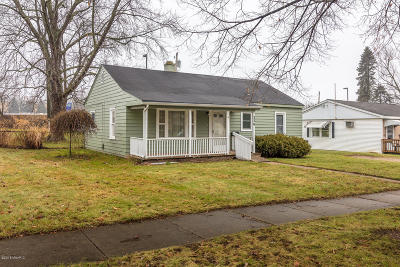 Marshall Single Family Home For Sale: 320 East Drive